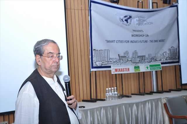 MODERATION OF THE PROGRAM BY Dr. ASHOK KHOSLA, CO-PRESIDENT, CLUB OF ROME
