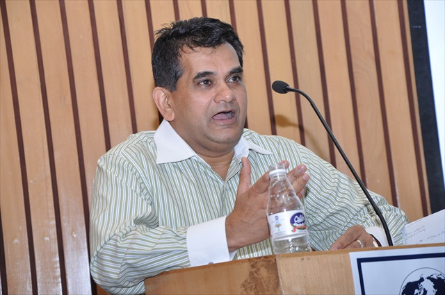 INTERACTIVE SESSION - QUESTIONS BEING ANSWERED BY Mr. AMITABH KANT