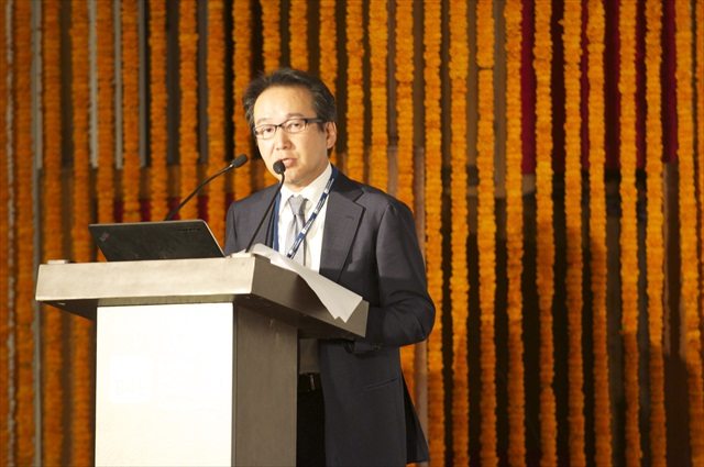 Ichiro Iino, Managing Director, Hitachi India