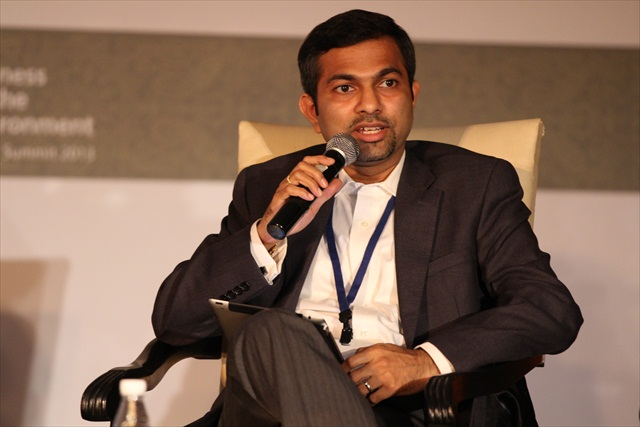 Lakshminarasimhan Srinivasan, Global Head, Eco- Sustainability Services, TCS