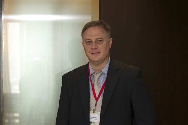 Mr. Tony Gourley, CEO - Global Initiatives