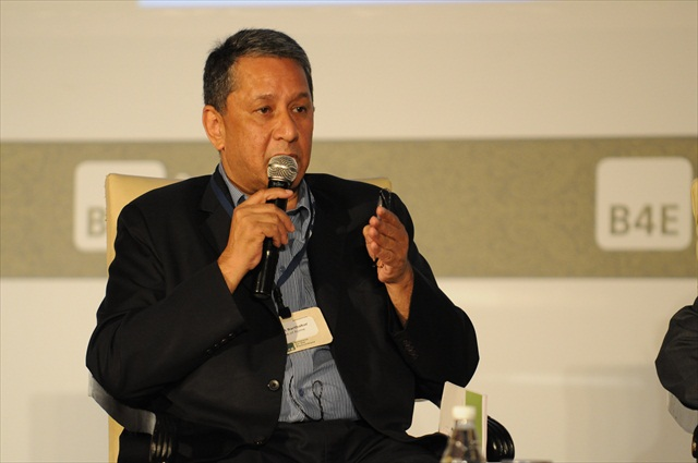 Ranjit Barthakur, Secretary-General, Club of Rome India & Chairman, GMS