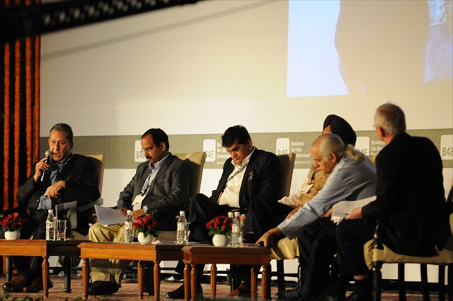 Session on Solutions for inclusive, green and sustainable urban development