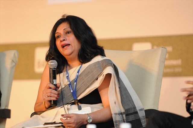 Vibha Dhawan, Executive Director, The Energy and Resources Institute, TERI